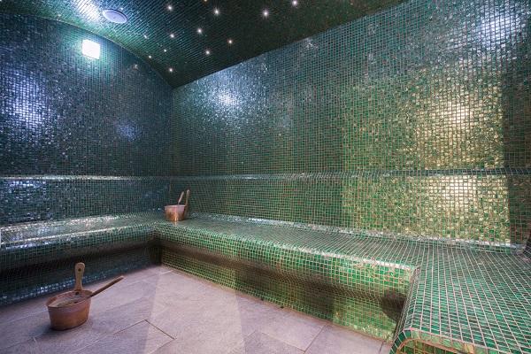Parné sauny