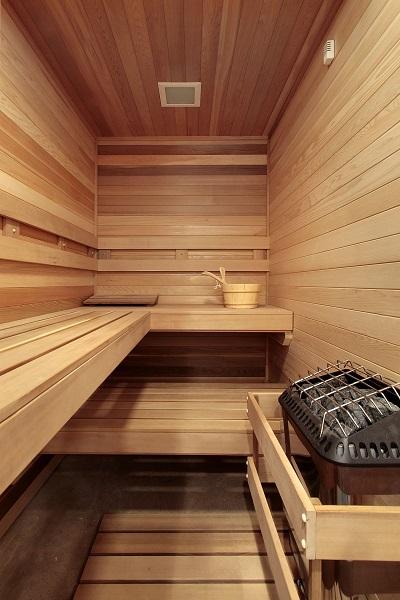 Suché sauny