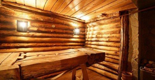 Zrubové sauny